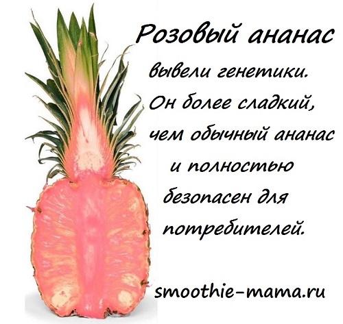 Полезные свойства розового ананаса и что из него можно приготовить #smoothies #smoothiebowls #smoothiesaturday #recip#recipes #Vegan Recipes #смузимама