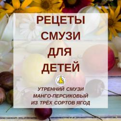 Смузи рецепты: ягодный, на завтрак для детей и манго + персик. Витамины, клетчатка и полезные для организма минералы. К тому же это вкусно! Рецепты smoothie от сайте Смузи Мама #дети #рецепты #зож #смузимама